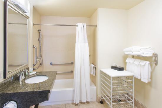 Mukilteo, واشنطن: Guest Bathroom