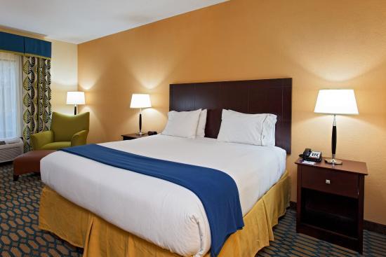 อันดาลูเซีย, อลาบาม่า: King Bed Guest Room