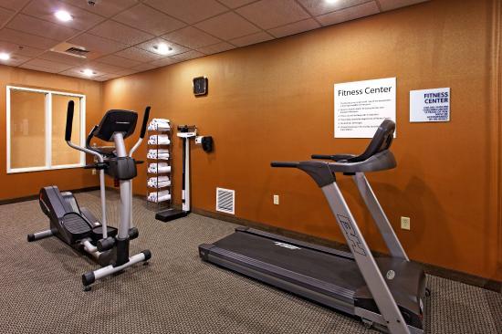 อันดาลูเซีย, อลาบาม่า: Fitness Center