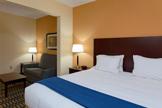 Holiday Inn Express Hotel & Suites Andalusia: Suite