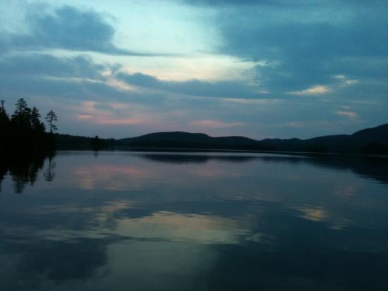 Imagen de Blue Mountain Lake