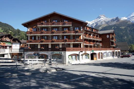 르 샤무아 스위스 퀄리티 호텔