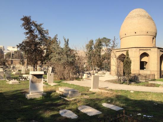 Doulab Cemetery Tehran