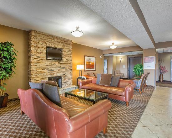 Airdrie, Kanada: Lobby
