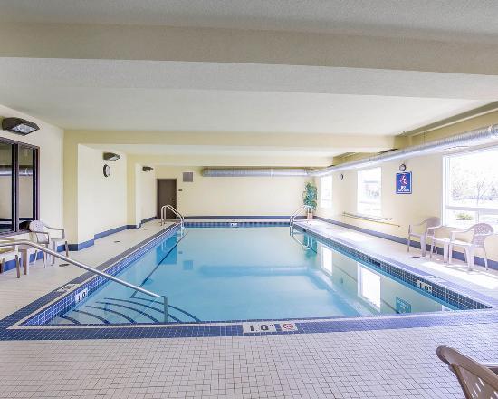 Airdrie, Kanada: Pool