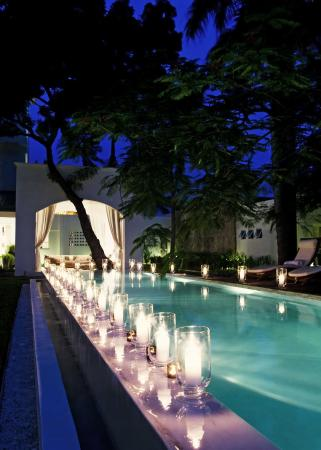The Oyster Bay Hotel: Pool