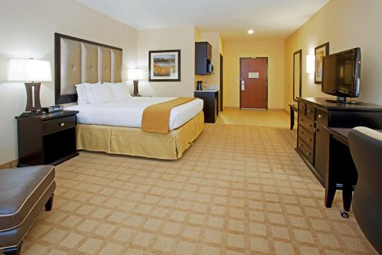 Holiday Inn Express Hotel & Suites Denver Northeast - Brighton: Denver Brighton - Single King Bed Guest Room