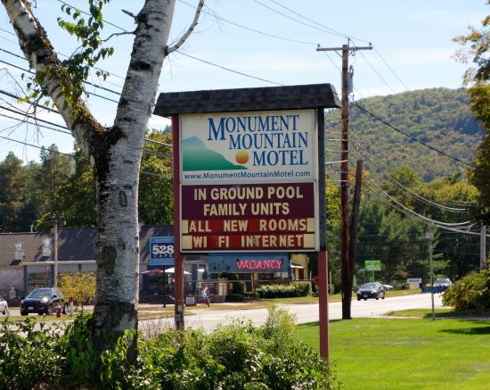 Monument Mountain Motel Foto