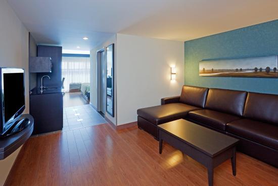 Saint Hyacinthe, Kanada: Living room