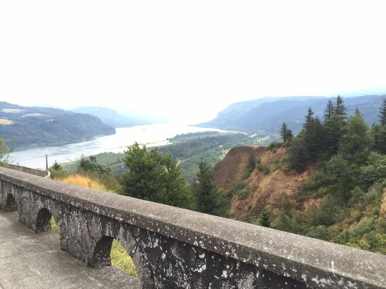 Crown Point State Park: Great views