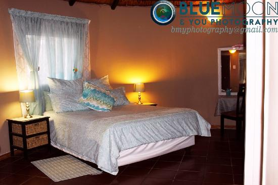 Sabie, Zuid-Afrika: Cottage: Bedroom