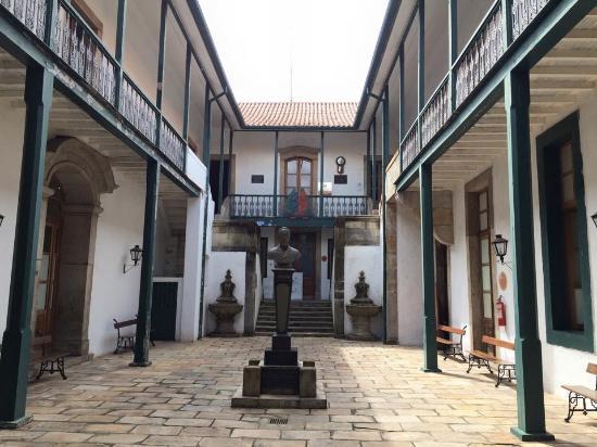 Museu de Ciencia e Tecnica da Escola de Minas/UFOP