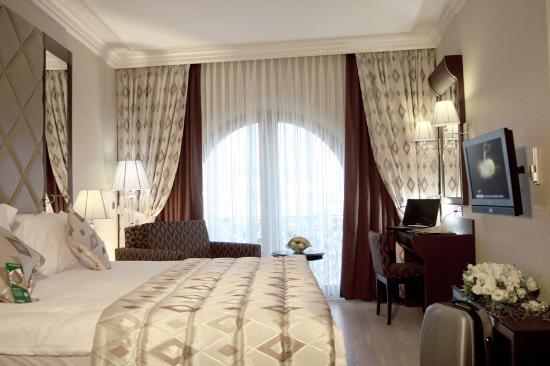 Eser Premium Hotel & Spa: Room