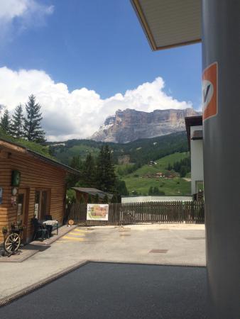 Hotel Garni Marilena: Utsikt från hotellet