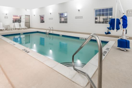 Sweetwater, TX: Indoor Pool 2