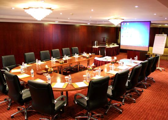 Hotel Al Shohada: Meeting Room at Al Shohada Hotel Mecca