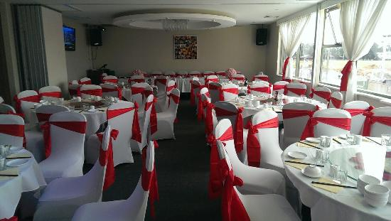 Grand Pearl Seafood Restaurant Level 1 Function floor with Karaoke