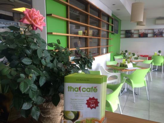 Claremont, แอฟริกาใต้: Thai Cafe
