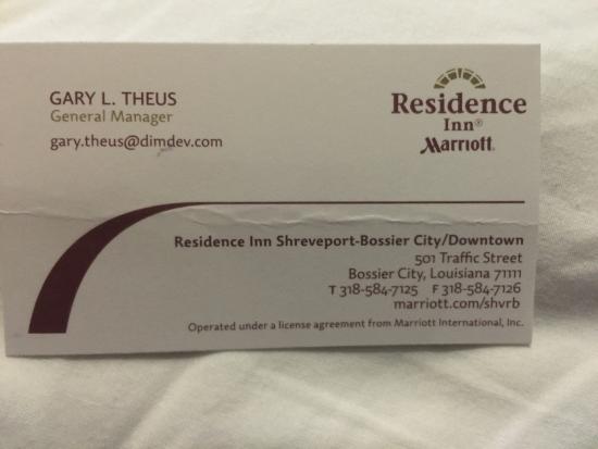 Residence Inn Shreveport-Bossier City/Downtown Photo