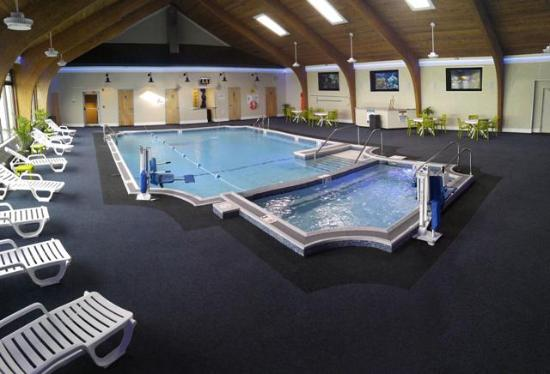 Seaport Inn and Marina: Indoor Pool