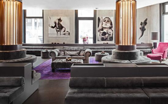 Hotel AMANO: AMANO Lobby-2