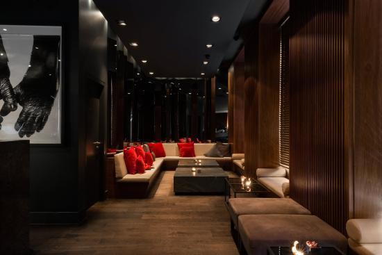 Hotel AMANO: AMANO Bar Lounge