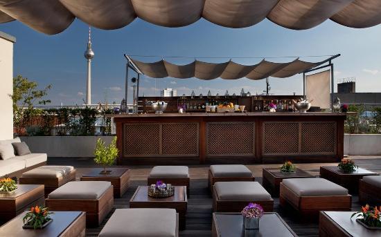 Hotel AMANO: AMANO Rooftop Terrace