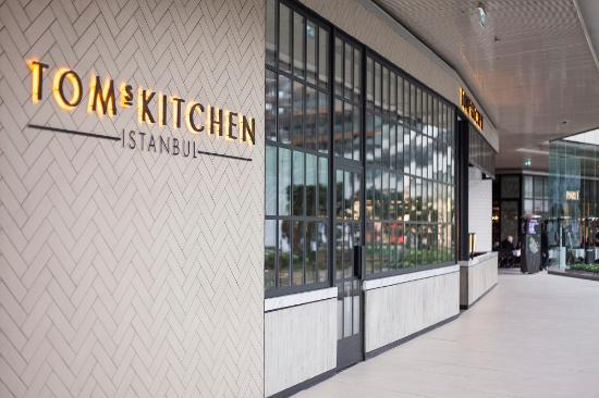 Tom's Kitchen Istanbul