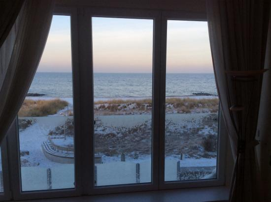 Hotel Haus am Meer: Traumhafter Seeblick