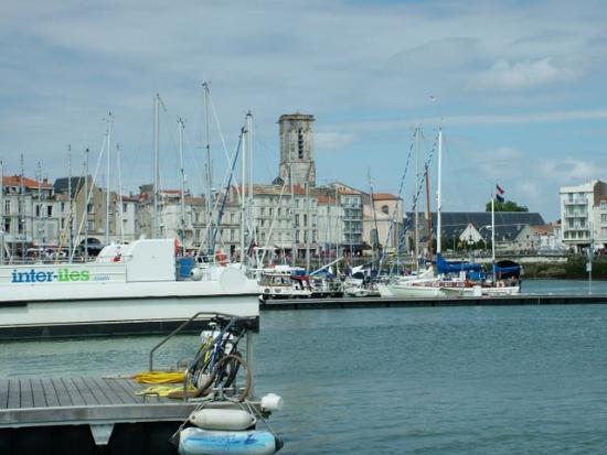 La rochelle vieux port stary port picture of vieux port la rochelle tripadvisor - Restaurant vieux port la rochelle ...