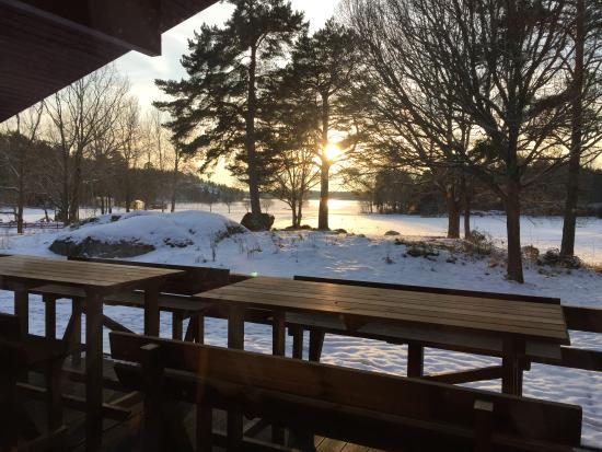 Oxelosund, Suecia: vinterskrud