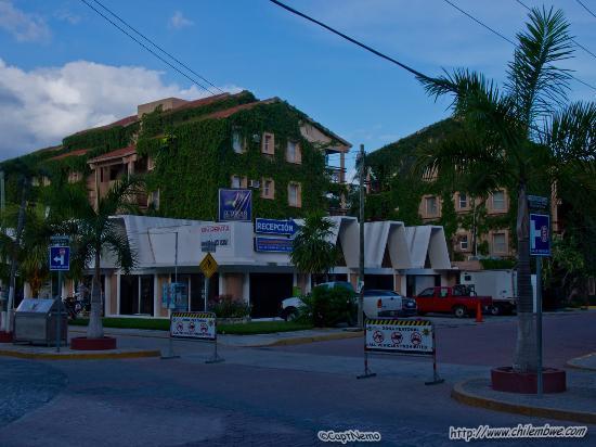 El Tukan: View from street