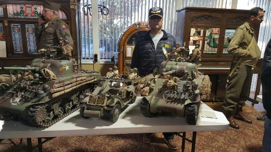 Chesterfield, MI: Touring Museum