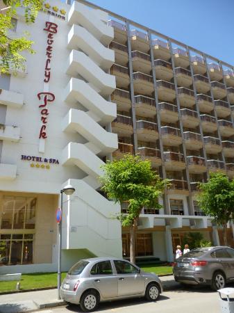 Hotel & Spa Beverly Park: отель