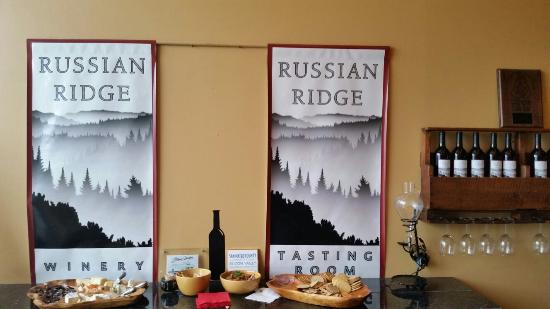 Russian Ridge Winery