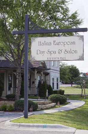 Halina European Day Spa