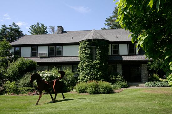 Lakeville, CT: Countryside Exterior
