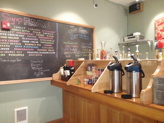 Oceanside, Όρεγκον: Coffee Bar