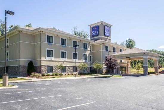Sleep Inn & Suites Middlesboro: Exterior