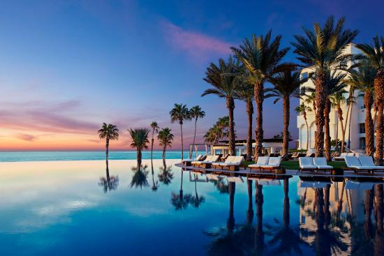 Hilton Los Cabos Beach & Golf Resort: Infinity Pool