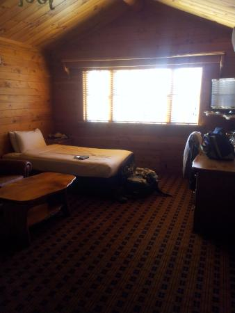 Ohakune, Nya Zeeland: Room 304 (part of it anyway!)