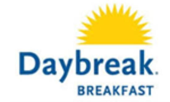 Days Inn St. Petersburg North: Days Inn Daybreak Breakfast