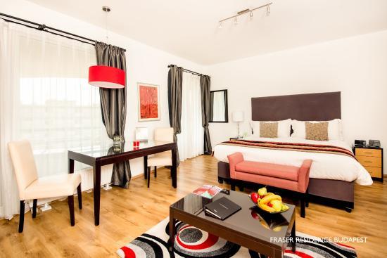 Fraser Residence Budapest: Studio Deluxe