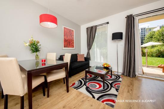 Fraser Residence Budapest: One Bedroom Deluxe