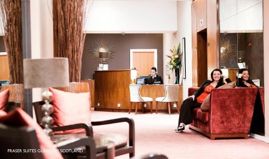 Photo of Fraser Suites Glasgow