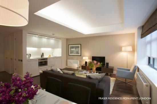 Fraser Residence Monument : Living Area