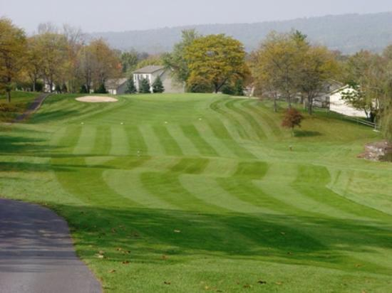 Etters, Pensilvania: Valley Green Golf Course and Hogans Restaurant