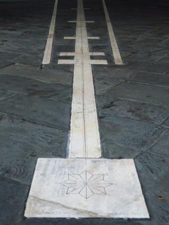 Meridiana Monumentale del Palazzo della Ragione