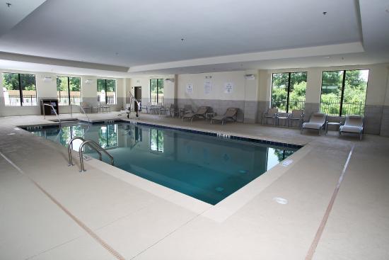 Monroe, Carolina del Nord: Year Round Indoor Swimming Pool