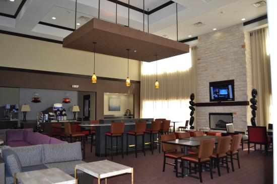 Duncan, OK: Express Start Breakfast and Sitting Area
